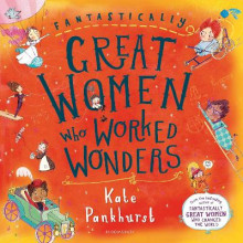 Fantastically Great Women Who Worked Wonders av Kate Pankhurst (Innbundet)