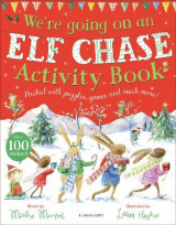 Omslag - We're Going on an Elf Chase Activity Book