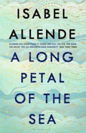 A long petal of the sea av Isabel Allende (Heftet)
