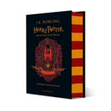 Omslag - Harry Potter and the Order of the Phoenix - Gryffindor Edition