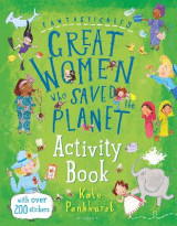 Omslag - Fantastically Great Women Who Saved the Planet Activity Book