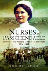 Omslag - Nurses of Passchendaele