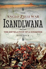 Omslag - The Anglo Zulu War - Isandlwana