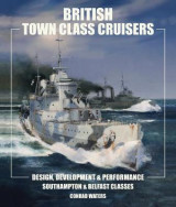 Omslag - British Town Class Cruisers