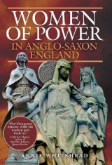 Omslag - Women of Power in Anglo-Saxon England