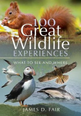 Omslag - 100 Great Wildlife Experiences
