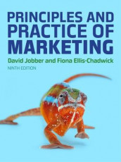 Principles and Practice of Marketing, 9e av Fiona Ellis-Chadwick og David Jobber (Heftet)