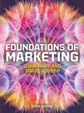 Foundations of Marketing, 6e av John Fahy og David Jobber (Heftet)