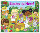 Omslag - Fisher Price Little People: Easter Is Here!