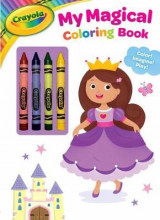 Omslag - Crayola My Magical Coloring Book
