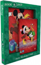 Omslag - Disney Book & DVD