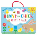 Omslag - My Bunny and Chick Activity Pack