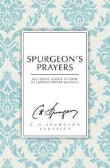 Omslag - Spurgeon's Prayers