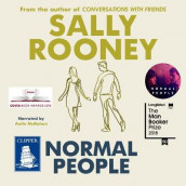 Normal People av Sally Rooney (Lydbok-CD)