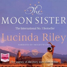 The Moon Sister av Lucinda Riley (Lydbok-CD)