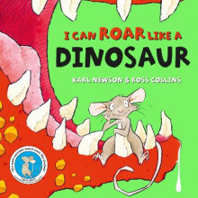 I can roar like a Dinosaur av Karl Newson (Heftet)