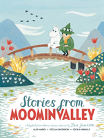Omslag - Stories from Moominvalley