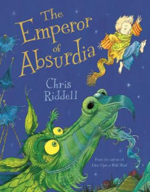 The Emperor of Absurdia av Chris Riddell (Heftet)