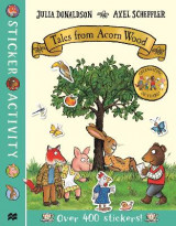 Omslag - Tales from Acorn Wood Sticker Book