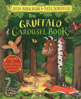 Omslag - The Gruffalo Carousel Book