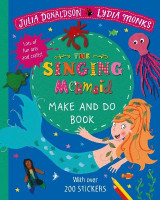 Omslag - The Singing Mermaid Make and Do
