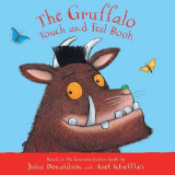Omslag - The Gruffalo Touch and Feel Book