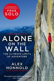 Alone on the Wall av Alex Honnold og David Roberts (Heftet)