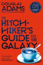 The hitchhiker's guide to the galaxy av Douglas Adams (Heftet)