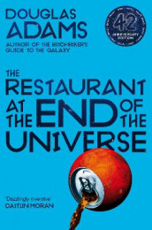 The Restaurant at the End of the Universe av Douglas Adams (Heftet)