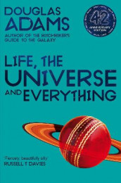 Life, the Universe and Everything av Douglas Adams (Heftet)