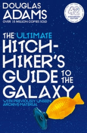The Ultimate Hitchhiker's Guide to the Galaxy av Douglas Adams (Heftet)