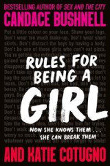 Omslag - Rules for Being a Girl