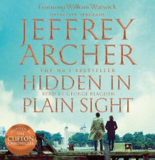Hidden in Plain Sight av Jeffrey Archer (Lydbok-CD)