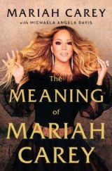 Omslag - The meaning of Mariah Carey