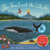 Omslag - The Snail and the Whale: A Push, Pull and Slide Book