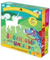 Omslag - Sugarlump and the Unicorn and The Singing Mermaid Board Book Slipcase
