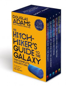 The Complete Hitchhiker's Guide to the Galaxy Boxset av Douglas Adams (Blandet mediaprodukt)