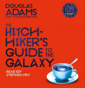 The Hitchhiker's Guide to the Galaxy av Douglas Adams (Lydbok-CD)
