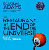 The Restaurant at the End of the Universe av Douglas Adams (Lydbok-CD)