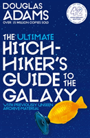 The Ultimate Hitchhiker's Guide to the Galaxy: The Complete Trilogy in Five av Douglas Adams (Heftet)