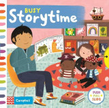 Omslag - Busy Storytime
