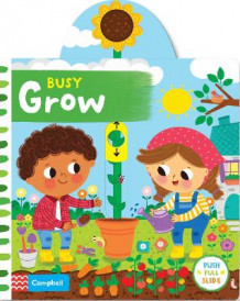 Busy Grow av Campbell Books (Kartonert)