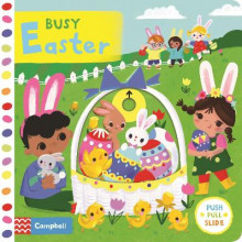 Busy Easter av Campbell Books (Kartonert)