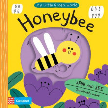 Honeybee av Campbell Books (Kartonert)