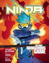 Omslag - Ninja: The Most Dangerous Game