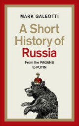 Omslag - A Short History of Russia