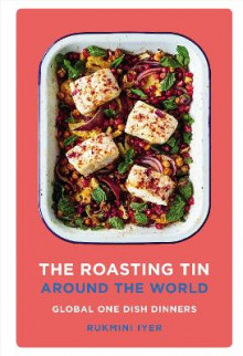 The Roasting Tin Around the World av Rukmini Iyer (Innbundet)