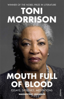 Mouth full of blood av Toni Morrison (Heftet)