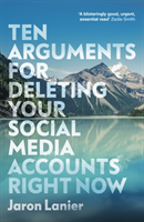 Omslag - Ten Arguments For Deleting Your Social Media Accounts Right Now
