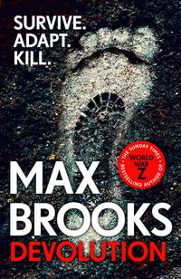 Devolution av Max Brooks (Innbundet)